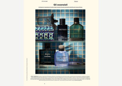 Gli Essenziali - Profumi - Icon Magazine