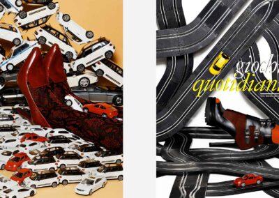 """Glamour - """"Giochi Quotidiani"""""""