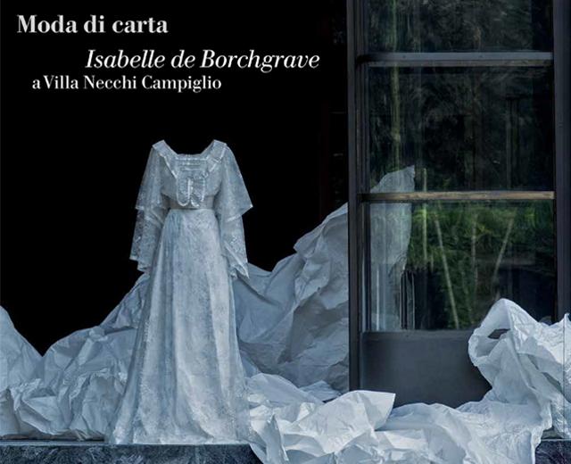 Isabelle de Borchgrave: Moda di Carta - Skira Editore - Fall 2016