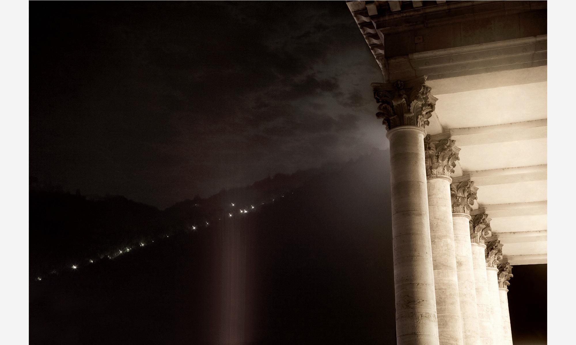 Guido Taroni - Exhibitions: Notti d'Incanto