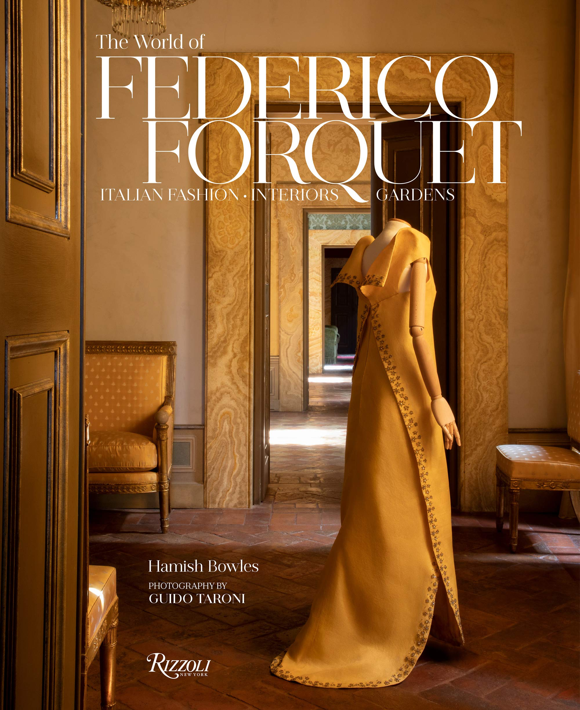 Guido Taroni - Book: The word of Federico Forrquet