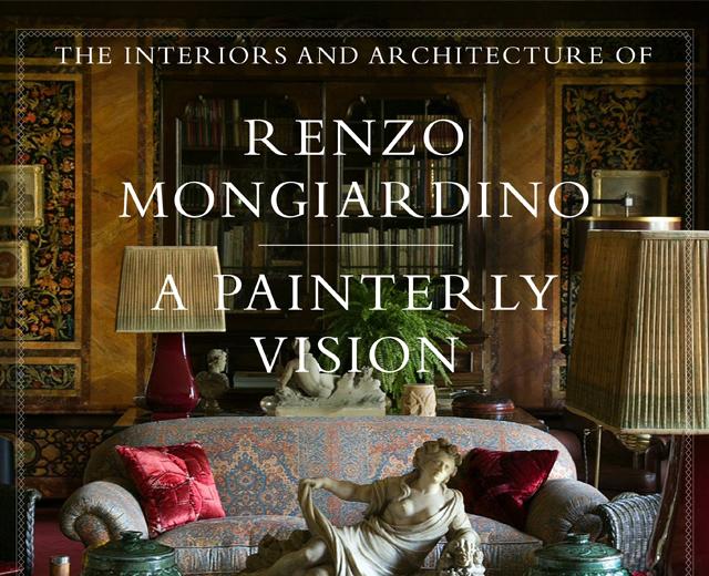 Renzo Mongiardino: A painterly visionRizzoli New York - Winter 2017