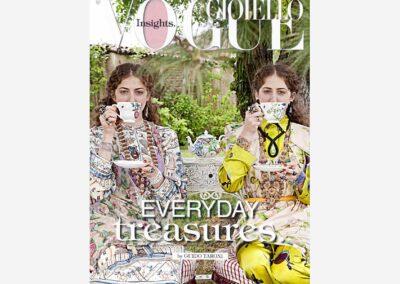 "Guido Taroni - Fashion: Vogue Gioiello ""Everyday Treasures"""