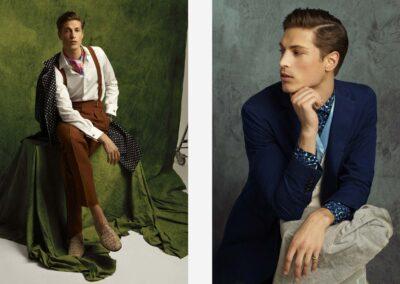 """Guido Taroni - Fashion: Gentleman """"I Nuovi Dandy"""""""