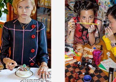"""Guido Taroni - Fashion: Vogue Gioiello """"Jewellery is Ageless"""""""