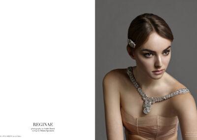 """Guido Taroni - Fashion: Life in Bulgari """"Reginae"""""""