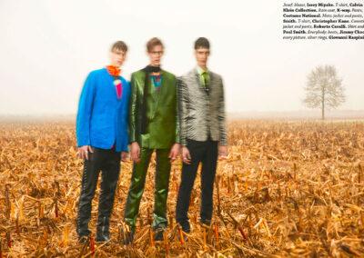"Guido Taroni - Fashion: Fucking Young ""Strawberry Fields"""