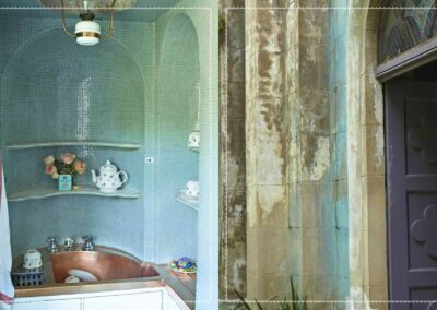 "Guido Taroni - Interiors: Cabana ""Mellow Yellow on the Hill"""
