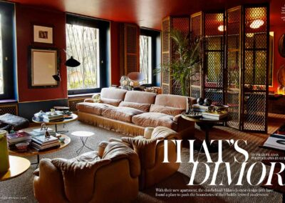 """Guido Taroni - Interiors: Town and Country """"That's Dimore"""""""