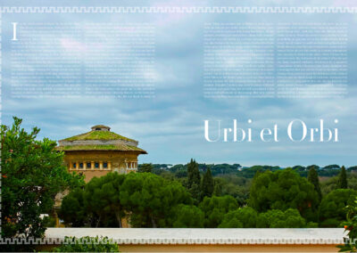 "Guido Taroni - Interiors: Cabana ""Urbi et Orbi"""